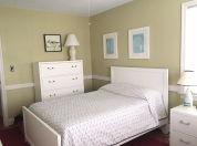 13B 2nd Bedroom with 1 Twin and 1 Double (Shows Double Bed)