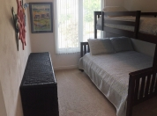 19 2nd Floor Bdrm with Twin Bed over Double