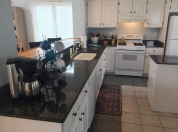 8 3rd Flr Very Large Gourmet Kitchen with Granite Counters and Center Island 3rd Floor