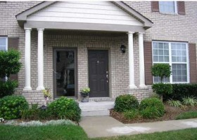 Great corner condo located near Red Mill Commons – listed by Allen Pyle.
